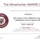 WineHunter award 2017 valdellovo prosecco