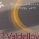 Valdellovo prosecco superiore banner auguri Pasqua