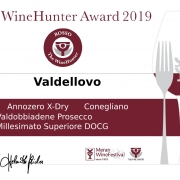 Certificate_The Wine Hunter Award 2019_prosecco_Annozero_xdry_docg