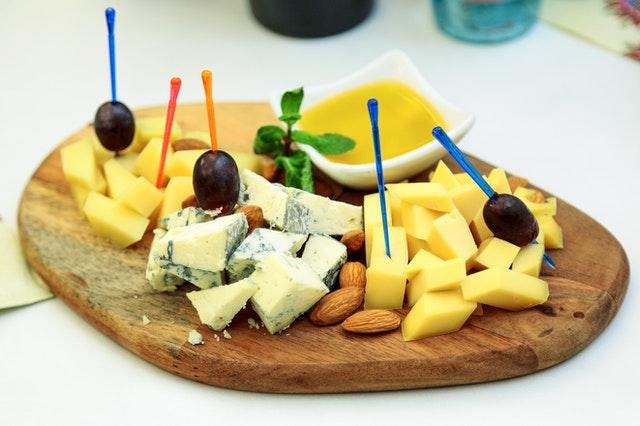 groviera e formaggi da abbinare al prosecco