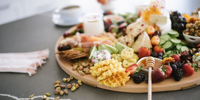 idee per un aperitivo vegetariano a casa